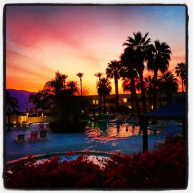 dhs evening night sunset pools water msr